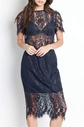 Style Stalker Stylestalker Vivid Midi Dress