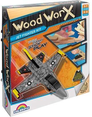 Wood WorX Jet Fighter Kit