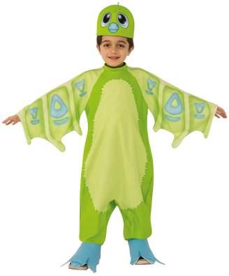 Rubie's Costume Co Hatchimal Toddler Girls Green Draggles Costume