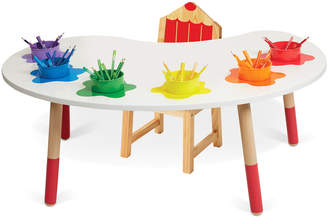 Alex New Artist Studio Color Fun Palette Desk & Chair Set