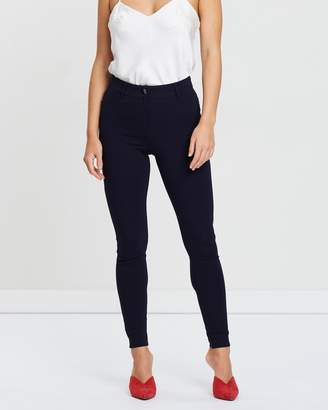 Dorothy Perkins One-Button Treggings