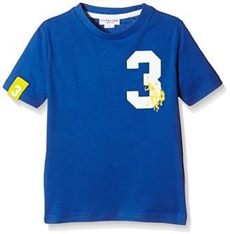 U.S. Polo Assn. Unisex Child Fab Colors Ss T-Shirt,Size