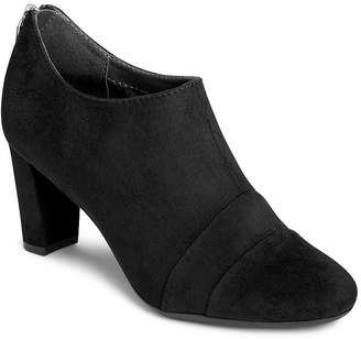 Aerosoles A2 BY A2 by Womens Sixth Avenue Zip Closed Toe Shooties