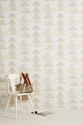 DwellStudio Layered Triangles Wallpaper