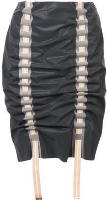 Martina Spetlova woven pencil skirt