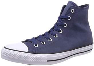 d2ef0b77445b12 Converse Unisex Kids  Chuck Taylor CTAS Hi Leather Fitness Shoes