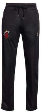 Marcelo Burlon County of Milan Miami Heat Sports Track Pants