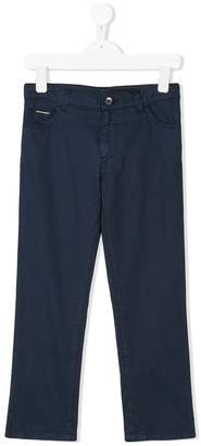 Dolce & Gabbana five pocket trousers