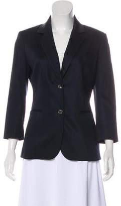 The Row Wool Notch-Lapel Blazer