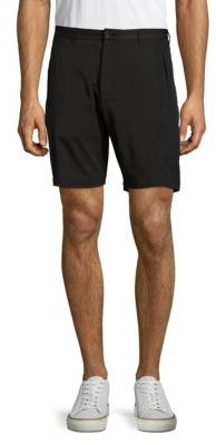 Slim-Fit Solid Shorts $69.50 thestylecure.com