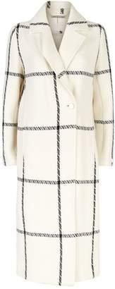 Ted Baker Soniq Check Coat