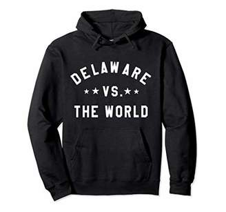 Victoria's Secret Delaware The World Respresent The Small Wonder Gift Pullover Hoodie