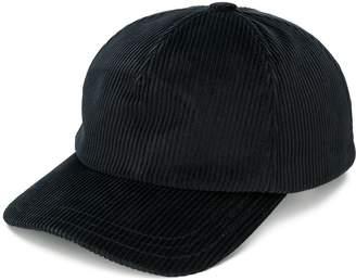 Isabel Marant corduroy baseball cap