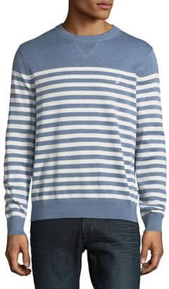 Nautica Bretton Striped Sweater