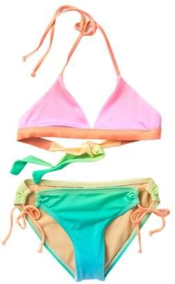 Reef Teen Spirit Triangle Swimsuit Set (Big Girls)