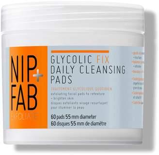 Next Womens Nip+Fab Glycolic Exfoliating Pads