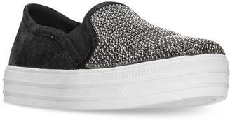 Skechers Women Og 97 Double Up - Shiny Dancer Slip-On Casual Shoes from Finish Line