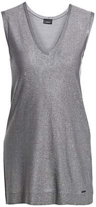 6ed713f1afbafa Women Knitted V Neck Tank Top - ShopStyle UK
