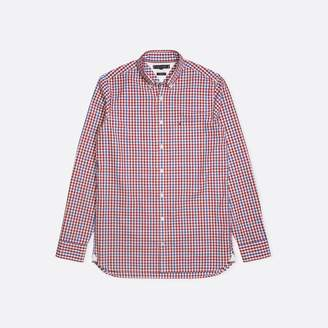 Tommy Hilfiger Lightweight Twill Gingham Shirt