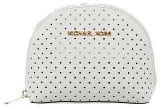 MICHAEL Michael Kors Leather Makeup Bag