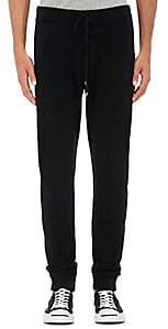 Barneys New York Men's Cashmere Jogger Pants - Black