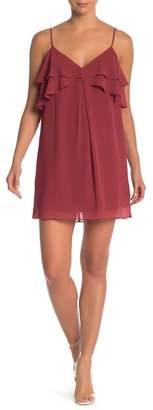 BCBGeneration Ruffle Cami Dress