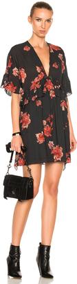 IRO Falal Dress $368 thestylecure.com