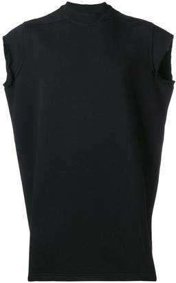Rick Owens Jumbo sleeveless sweatshirt