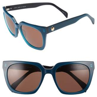 Draper James 54mm Square Sunglasses
