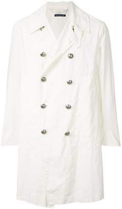 East Harbour Surplus boxy trench coat