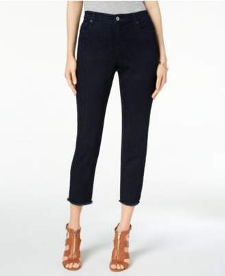 Style&Co. Style & Co Fray-Hem Jeans, Created for Macy's