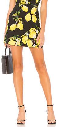 L'Academie The Fiona Mini Skirt