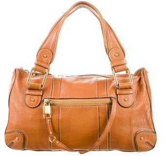 Marc JacobsMarc Jacobs Textured Leather Handle Bag