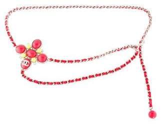 Chanel Gripoix Chain Belt
