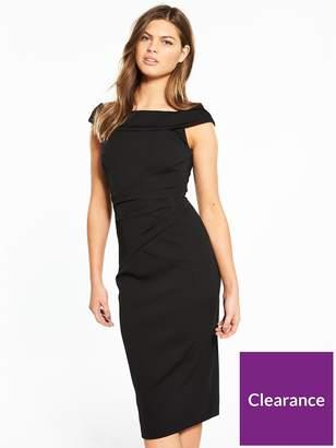 Karen Millen Black Cocktail Dresses Shopstyle Uk