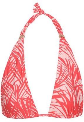 Melissa Odabash Grenada Printed Triangle Bikini Top