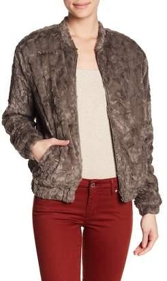 ASTR the Label Danika Front Zip Jacket