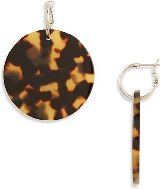 Rachel Comey Masha Disc Drop Earrings