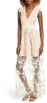 Women's Wayf Oakfield Embroidered Dress $129 thestylecure.com