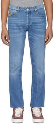 April 77 Blue Cult Open Jeans