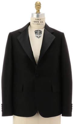 Drawer (ドロウワー) - Drawer ウールシルク テーラードジャケット