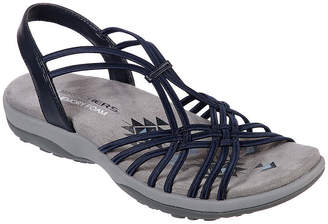 Skechers Womens Reggae Strap Sandals