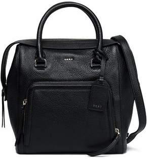 Com Dkny Pebbled Leather Shoulder Bag