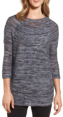 Women's Nic+Zoe Mixy Heather Top $148 thestylecure.com