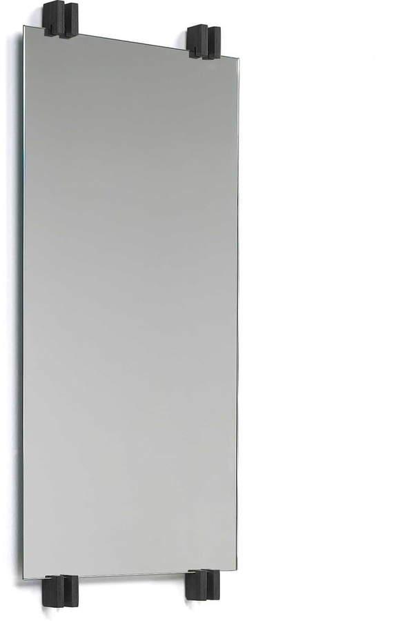 Skagerak - Cutter Spiegel vertikal, schwarz