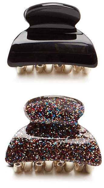 Forever 21 Claw Hair Clip Set