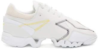 Y-3 Y 3 White Ekika Sneakers
