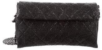Chanel Metallic Quilted Crossbody Bag