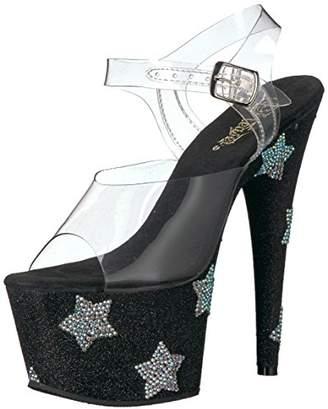 Pleaser USA Women's ADORE-708STAR Sandal