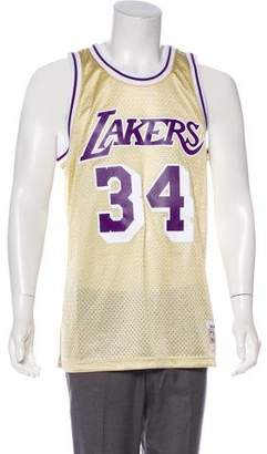Mitchell & Ness O'Neal Lakers Game Jersey w/ Tags